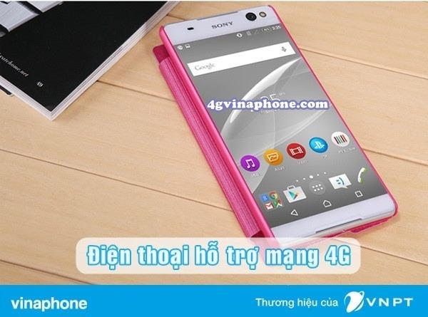 Điện thoại hỗ trợ 4G Vinaphone ở Việt Nam