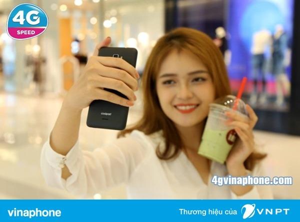 Gói 4G Speed199 Vinaphone ưu đãi data, gọi, nhắn tin miễn phí