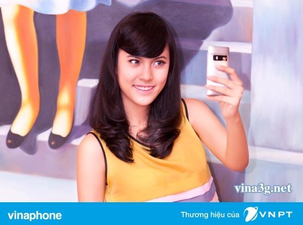 Vinaphone khuyến mãi 50% thẻ nạp vào thứ 6 vui vẻ trên toàn quốc