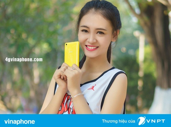 Vinaphone khuyến mãi đăng ký M70 nhận 70.000Đ cho thuê bao may mắn