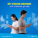 Hướng dẫn cách hủy gói 6TMAX90 Vinaphone