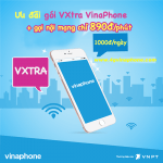 Đăng ký gói cước VXtra Vinaphone