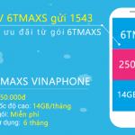 Đăng ký gói 6TMAXS Vinaphone