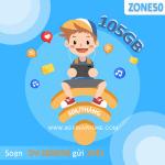 Đăng ký gói Zone50 Vinaphone