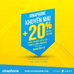 Chương trình Khuyến mãi Vinaphone 29/6/2018