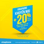 Chương trình khuyến mãi Vinaphone 5/6/2018