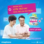 Cách thanh toán cước Vinaphone trả sau bằng thẻ cào Card điện thoại