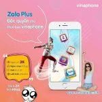 Cách đăng ký gói Zalo Plus Vinaphone