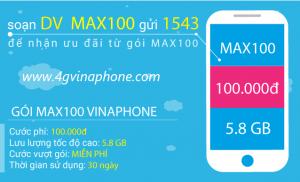 Đăng ký gói MAX90 Vinaphone