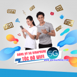 Bảng giá gói cước 5G Vinaphone