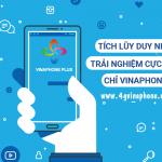 Cách đổi điểm tích lũy Vinaphone Plus