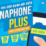 Cách tra cứu hạng hội viên Vinaphone Plus