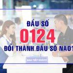 Đầu số 0124 Vinaphone chuyển về đầu số nào