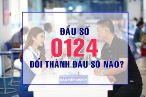 Đầu số 0124 Vinaphone chuyển về đầu số nào?