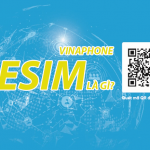 eSIM Vinaphone là gì