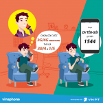 Nên đăng ký gói 4G Vinaphone nào xài trong lễ 30/4, 1/5