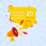 Vinaphone khuyến mãi ngày 16/4/2019