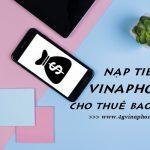 Nạp tiền Vinaphone cho thuê bao khác
