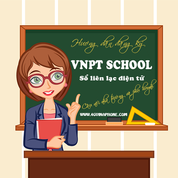 Cách đăng ký VNPT School
