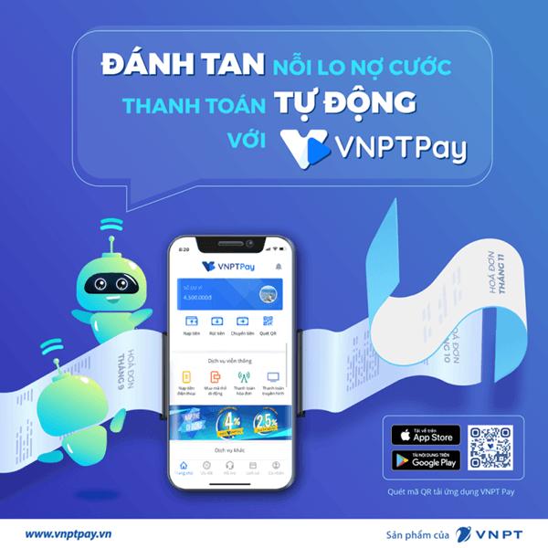 Cách cài đặt VNPT Pay