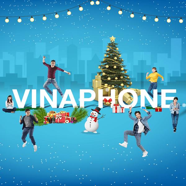 Vinaphone khuyến mãi ngày 24/12/2019 tặng 20% thẻ nạp