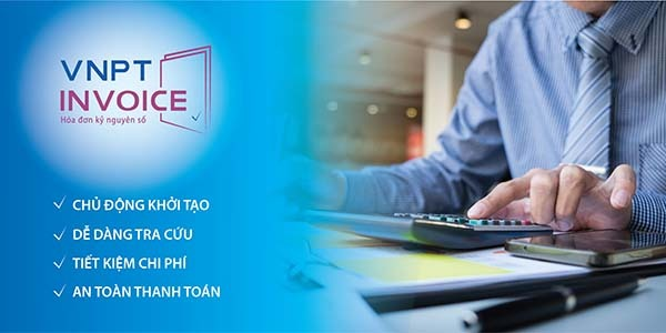 Dịch vụ hóa đơn điện tử VNPT Invoice