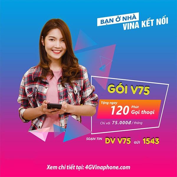 Thông tin chi tiết về gói cước V75 vinaphone
