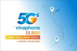 Vinaphone tặng miễn phí 15GB data tốc độ cao sử dụng mạng 5G