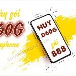 Hướng dẫn cách hủy gói cước D60G Vinaphone