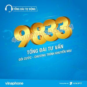 Số tổng đài 9833 Vinaphone là gì? Có phải lừa đảo không?