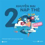 Vinaphone khuyến mãi ngày 9/7/2021 ưu đãi 20% tiền nạp bất kỳ toàn quốc